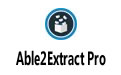 Able2Extract Pro_PDF转换为word软件